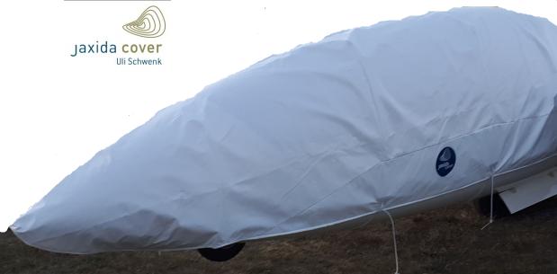 Haubenbezug Einsitzer Allwetter JAXIDA Airpro 1 lagig longversion