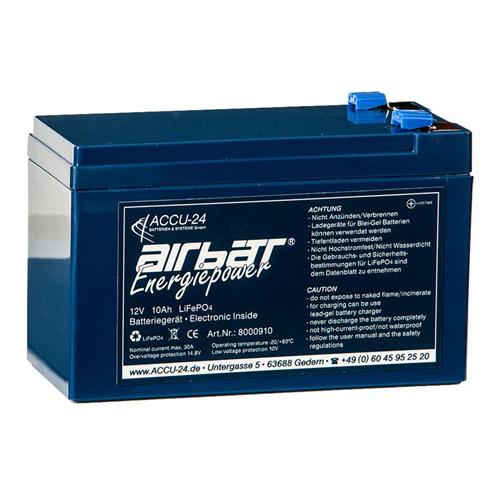 Airbatt Energiepower LiFePO4 12V 10Ah