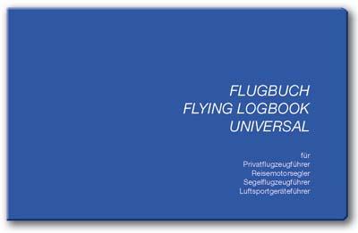 Universal-Flugbuch