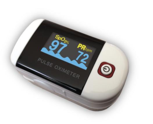 Finger Pulse Oximeter PILOT