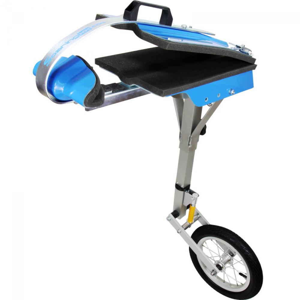 Wing-Walker / Flächenrad-Blau