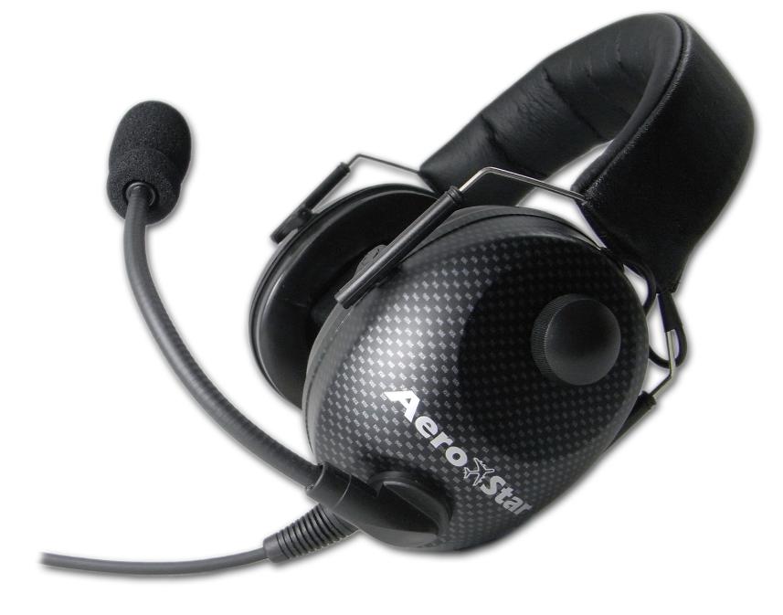 Headset AeroStar comfort SPORT Carbonlook