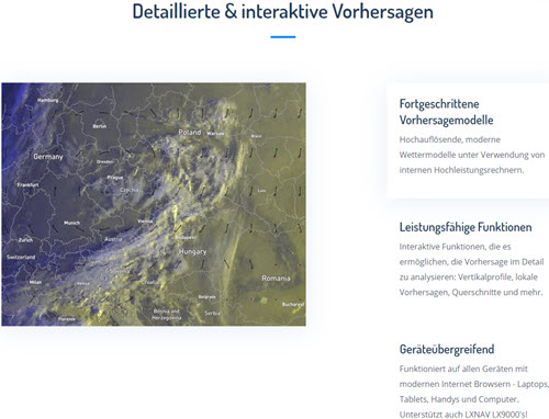 SkySight Flugwetterjahresabo Segelflug 13 Monate erhalten nur 12 Monate bezahlen