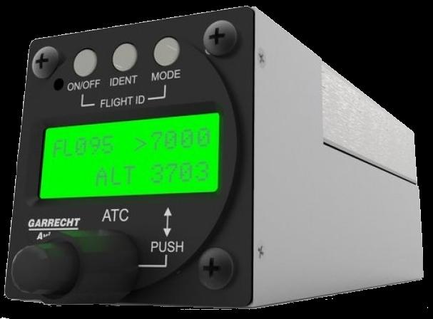 VT-01 Ultra-Compact Mode-S Transponder Klasse 1