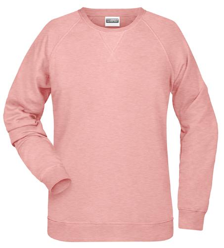 Damen Sweatshirt-Rose-XS