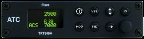 Mode S Transponder TRT 800A Class1