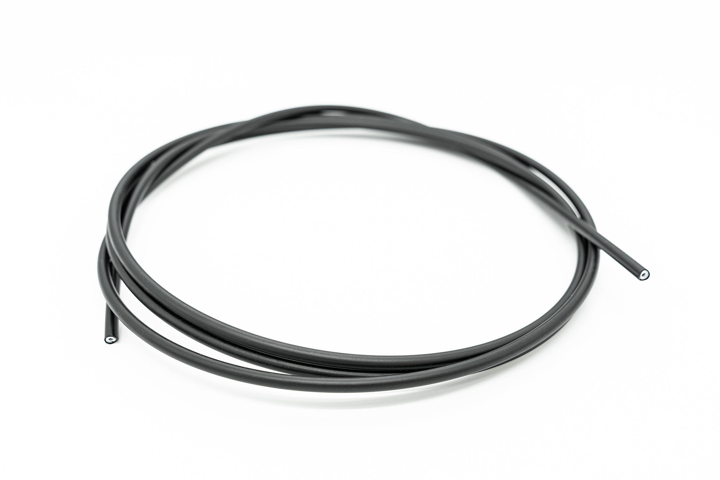 BWS Bowdenzug Kunststoff schwarz, 5mm
